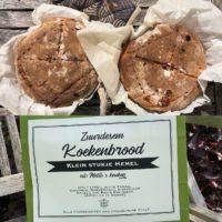 Zuurdesem Koekenbrood