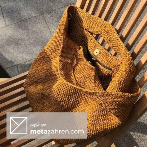 Golden Bowl Bag