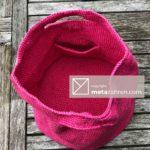 Bowl Bag | pink