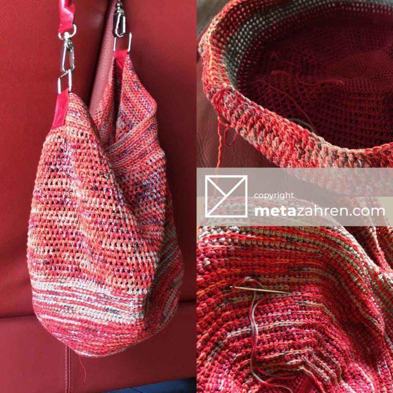 Red Bowl Bag – Birthday present
