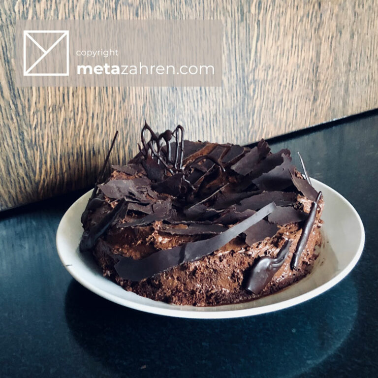 Chocolate Cake – rich and moist